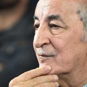 Sehari Setelah Dirawat Di RS Militer, Presiden Aljazair Abdelmadjid Tebboune Dilarikan Ke Jerman