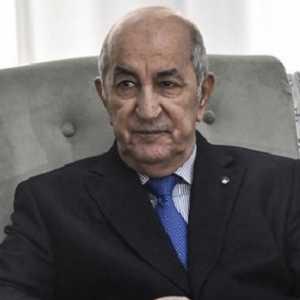 Presiden Aljazair Abdelmadjid Tebboune Dilarikan Ke Unit Perawatan Khusus Rumah Sakit Militer