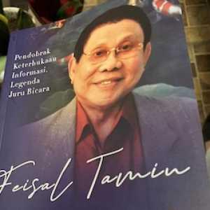 Feisal Tamin, Jurubicara Terbaik Indonesia