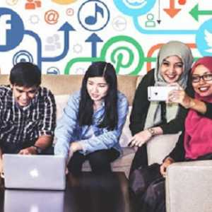 Kaum Rebahan Dalam Bingkai Digital