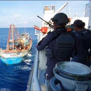 Lagi, Bakamla Tangkap Kapal Vietnam Di Perairan Indonesia