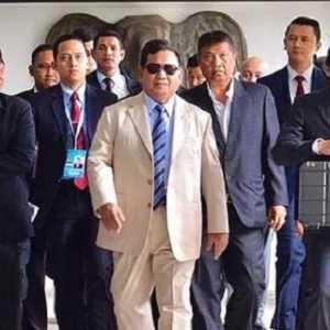 Akui Lelah Safari Ke Berbagai Negara, Prabowo: Ini Perjuangan Saya