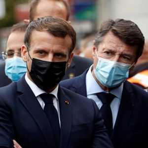 Presiden Macron Tingkatkan Jumlah Tentara Untuk Lindungi Sekolah Dan Tempat Ibadah Menjadi Tujuh Ribu Personil