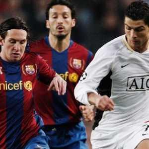 Hasil Undian Liga Champions: Takdir Kembali Pertemukan Messi Dan Ronaldo