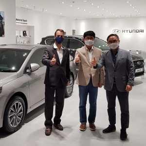 Gaet Pelanggan Area Urban, Hyundai Motor Indonesia Resmi Buka City Store Pertamanya