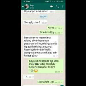 Ponsel Aktor Roy Marten & August Melasz Dibajak, Pelaku Minta Pulsa Dan Uang Ke Relasi Korban
