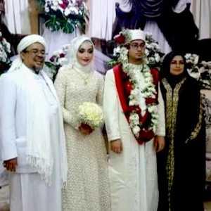 Soal Perayaan Pernikahan Anak Habib Rizieq Shihab, Satgas Covid-19: Pemprov DKI Tidak Pernah Mengizinkan