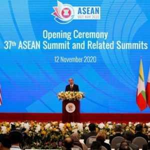 Buka KTT ASEAN Ke-37, PM Vietnam: Tahun Ini Ancaman Lebih Besar