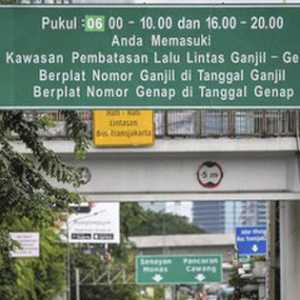 PSBB DKI Diperpanjang, Polda Metro: Gak Ada Ganjil Genap
