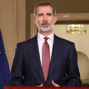 Kontak Dengan Orang Positif Covid-19, Raja Felipe VI Karantina Mandiri 10 Hari