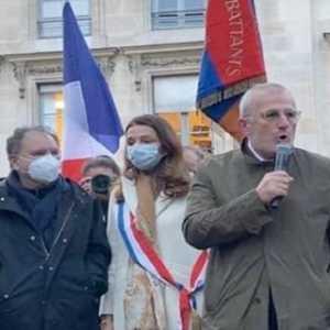 Ratusan Tokoh Budaya Dan Intelektual Prancis Gemakan Seruan Bela Armenia