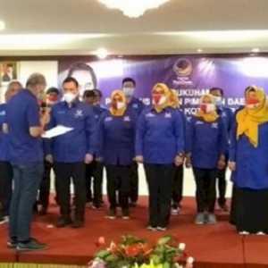 Tetap Dipimpin Eti Herawati, Nasdem Kota Cirebon Punya 2 Target Besar Pada 2023 Dan 2024