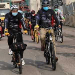 Ada Jasa Pengawalan, Pesepeda Ibukota Tak Lagi Khawatir Dibegal