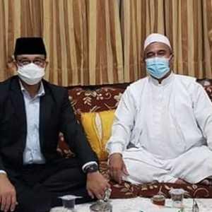 Dampingi Anies Temui Habib Rizieq, Tengku Zulkarnain: Tiada Yang Lebih Menggembirakan Daripada Bertemu Sahabat