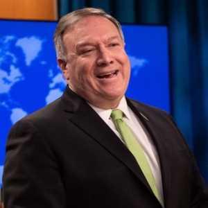 Bawa Misi  Anti-China Dan Iran, Menlu AS Mike Pompeo Terbang Ke Tujuh Negara Eropa Dan Timur Tengah