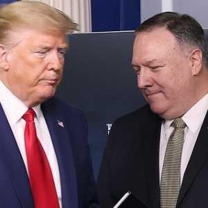 Menlu Pompeo Masih Yakin Donald Trump Menang Dan Akan Dilantik 20 Januari Tahun Depan
