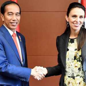 Ucapkan Selamat Kepada PM Jacinda, Jokowi: Kemitraan ASEAN-Selandia Baru Harus Diperkuat