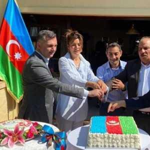 Kedutaan Besar Azerbaijan Di Afsel Rayakan Kemenangan Negaranya Atas Perang Nagorno-Karabakh
