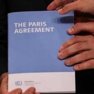 AS Resmi Keluar Dari Perjanjian Paris
