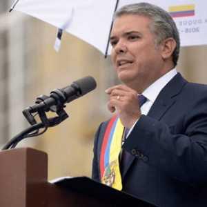 Percepat Proses Reintegrasi, Presiden Ivan Duque Bertemu Mantan Pemimpin Gerilyawan Kolombia FARC