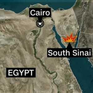 Helikopter Pembawa Pasukan MFO Alami Kecelakaan Di Semenanjung Sinai Mesir, Delapan Penumpang Tewas