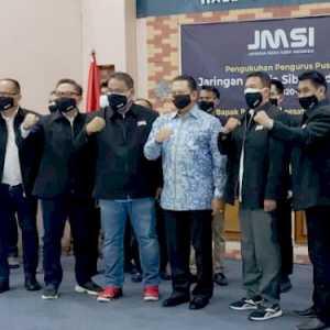 Pesan Bamsoet Untuk JMSI: Bantu Pemerintah Menjaga Keutuhan Bangsa