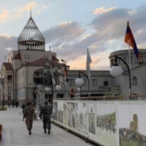 Jubir Artsakh Kritik Imbauan Harutyunya Yang Minta Warga Kembali Ke Desa: Rumah Mereka Di Nagorno-Karabakh Hancur, Mereka Akan Tinggal Di Mana?