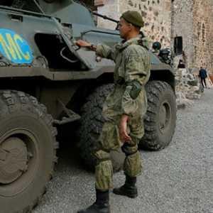 Rusia Selesaikan Pos Pengamatan Di Jalur Kontak Wilayah Nagorno-Karabakh