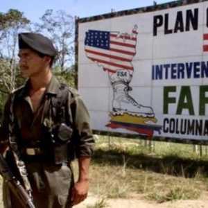 Ribuan Mantan Gerilyawan FARC Lakukan Aksi Unjuk Rasa Tuntut Bertemu Presiden Kolombia  Ivan Duque