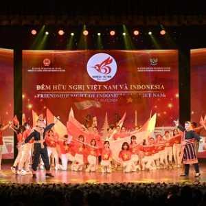 Gedung Opera Hanoi Jadi Saksi Persahabatan Indonesia Dan Vietnam