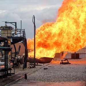 Israel Hingga Chevron Tolak Klaim ISIS Yang Telah Meledakkan Pipa Gas Di Sinai