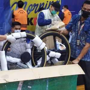 Edhy Prabowo Beli Sepeda Berbahan Karbon Dari AS, Sumber Dananya Masih Diselidiki KPK