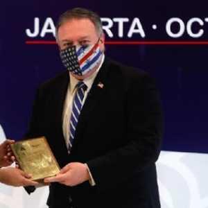 Pompeo, Bintang Politik Pekan Ini Setelah Menabur Garam Di Forum Ansor