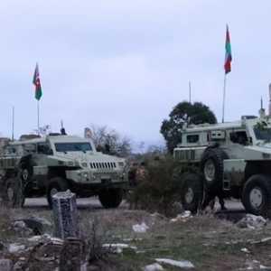 Militer Ambil Alih Distrik Agdam, Presiden Aliyev: Ini Kemenangan Besar Azerbaijan