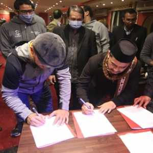 Penandatanganan Kerjasama RI-Mesir, Sandiaga Uno: Ini Akan Membuka Gerakkan Ekonomi dan Lapangan Kerja