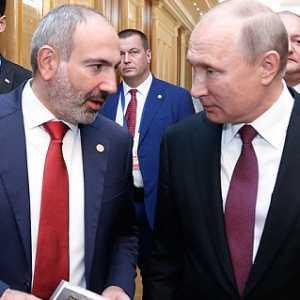 Satu Jam Telepon, Pashinyan Dan Putin Bahas Pertukaran Tahanan Dan Jenazah Di Nagorno-Karabakh