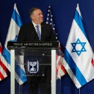 Menlu Pompeo: AS Siap Beri Label 'Anti-Semit' Pada Gerakan Boikot Israel