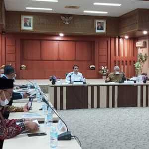 Pimpinan Dan Anggota DPR Kecewa Gubernur Aceh Abstain Saat Bahas Dana Otsus