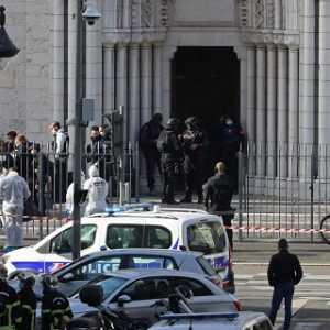 Polisi Prancis: Enam Tersangka Dalam Penyelidikan Serangan Gereja Nice