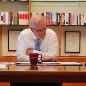 Panggilan Telepon Pertama PM Scott Morrison Untuk Biden: Tidak Ada Teman Dan Sekutu Yang Lebih Besar Dari Australia Dan AS