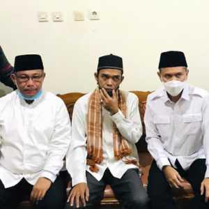Tak Sekadar Beri Dukungan, UAS Juga Titipkan Beberapa Pesan Bagi Akhyar Nasution-Salman Alfarisi