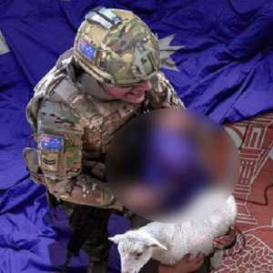 China Unggah Foto Tentara Australia Bunuh Anak Afganistan, PM Morrison Geram Dan Tuntut Pemohonan Maaf