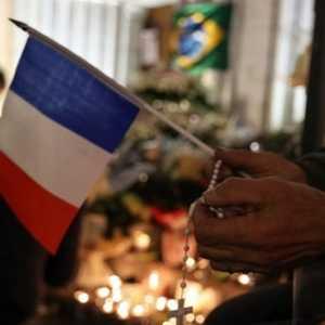 Di Bawah Penjagaan Ketat Polisi, Umat Katolik Prancis Rayakan All Saints Day