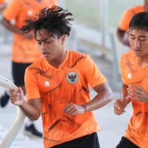Kembali Berlatih Di Stadion Madya, Skuat Timnas U-19 Disuruh Naik Turun Tangga