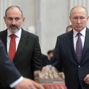 Putin Tak Ingin Armenia Mundur Dari Gencatan Senjata, Bisa Picu Masalah Besar