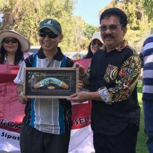 Sjahrir Laonggo Menolak Pensiun Walaupun Hidupnya Akan Dibiayai Pemerintah Australia