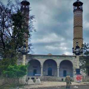 Untuk Pertama Kalinya Masjid-masjid Wilayah Nagorno-Karabakh Kembali Kumandangkan Adzan Shalat Jumat