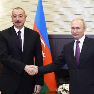 Telepon Putin, Presiden Azerbaijan Minta Maaf Sudah Tembak Jatuh Helikopter Rusia