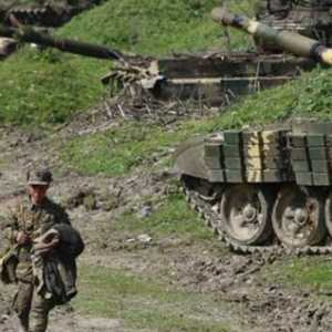150 Mayat Para Tentara Armenia Ditemukan Di Pinggiran Shushi, Ribuan Lainnya Masih Hilang