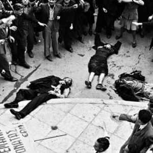 Dekemvriana Di Athena: Puluhan Demonstran Tewas Di Tangan Aparat Pada Tragedi  Desember 1944